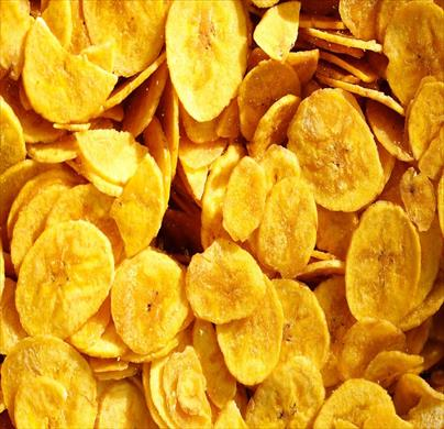 Banana Chips(Prepared in Coconut Oil)