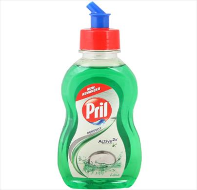Pril Perfect Dish Wash Gel 425ml(Lime)